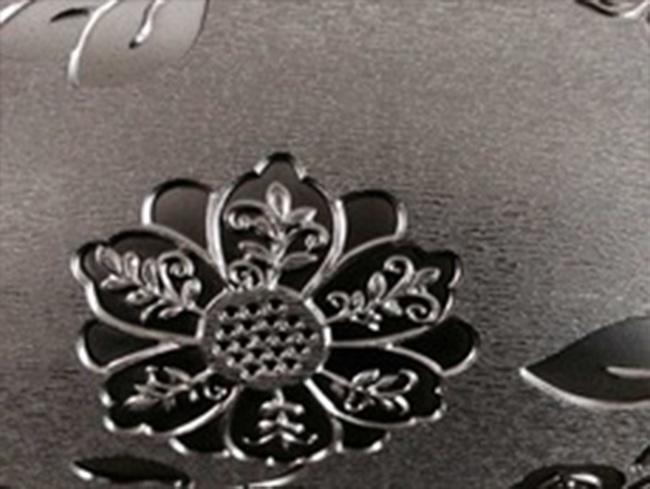 花辊应注意的工艺流程